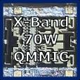 X-Band Quasi-MMIC Amplifiers